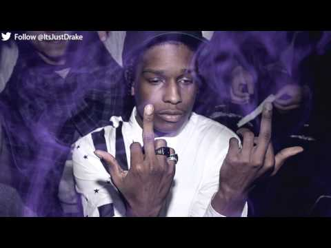 Asap Rocky - Same Bitch (feat. Trey Songz) (no Dj Tags!)