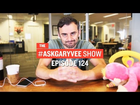 #AskGaryVee Episode 124: How to go from Brick & Mortar to Online Store
