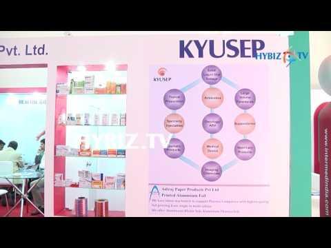, KYUSEP HealthCare-IPHEX 2017 Exhibition Hyderabad
