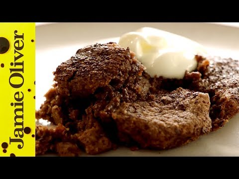 Homemade Chocolate Cake | Keep Cooking and Carry On | Jamie Oliver