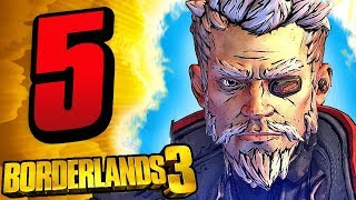 (Guardate!!) MI SONO TRASFORMATO!! ARMA OP - BORDERLANDS 3 [Walkthrough Gameplay ITA HD - PARTE 5]