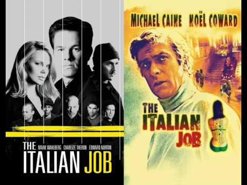 Invasion Of The Remake Ep.91 The Italian Job (1969 Vs. 2003)