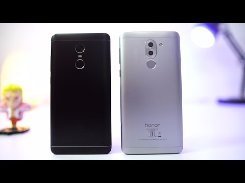 Honor 6X vs Redmi Note 4 Speed test and Memory Management test