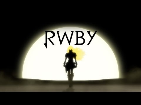 """RWBY """"Yellow"""" Trailer 