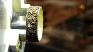 50W raycus fiber laser marking machine for metal youtube video