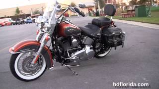 6. New 2015 Harley Davidson Heritage Softail Classic - Specs