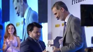 """Entrega de los Premios Internacionales de Periodismo """"Rey de España"""" y el Premio """"Don Quijote"""""""