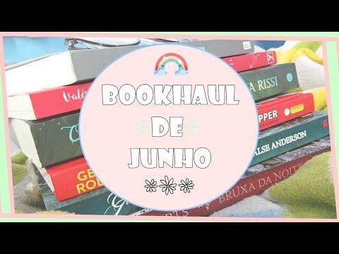 Bookhaul de Junho  (2017)  |  por Carol Sant