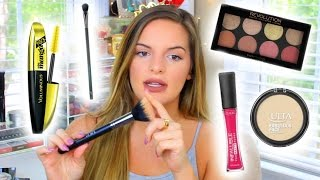 DRUGSTORE FAVORITES! Makeup & Brushes! | Casey Holmes by Casey Holmes