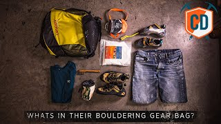 What's In Their Bouldering Gear Bag: Matt + Hugo | Climbing Daily Ep.1620 by EpicTV Climbing Daily