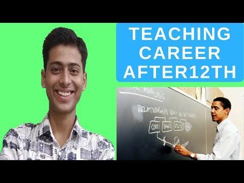 TEACHING Best Career After 12th I CTET, NET, NTT, JBT, B.Ed, M.Ed I #20 I CREATE YOUR IDENTITY