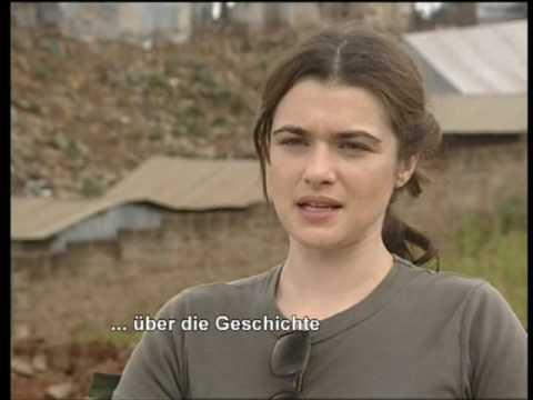 The constant gardener Interview - Rachel Weisz