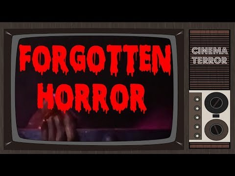 Forgotten Horror: 10 Horror Movies Not On DVD/Blu-Ray