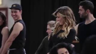 Cats Cast Singing Wings With Delta Goodrem