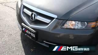 2008 Acura TL Sedan Auto Review