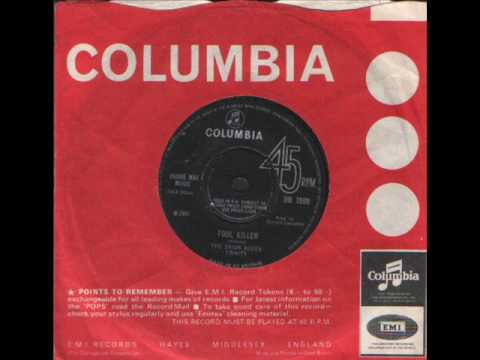 THE BRIAN AUGER TRINITY - FOOL KILLER - COLUMBIA - 1965