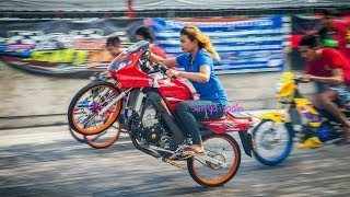 Video Ini Dia!! Joki Cewek TERHEBAT Thailand Drag Bike Party 2017 MP3, 3GP, MP4, WEBM, AVI, FLV Desember 2017