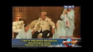 Video On The Spot - 7 Fakta Presiden Indonesia MP3, 3GP, MP4, WEBM, AVI, FLV Agustus 2018