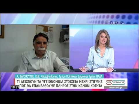 Βατόπουλος: «Τα μέτρα χαλαρώνουν, όχι οι άνθρωποι»