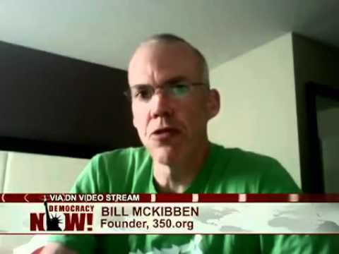 Bill McKibben: Od oluja do suša, katastrofalno ekstremno vreme povezano je sa klimatskim promenama koje su izazvali ljudi