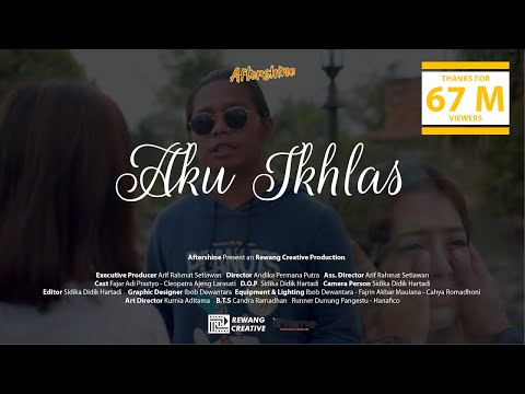 Aku Ikhlas - Aftershine Ft Damara De (Official Music Video)