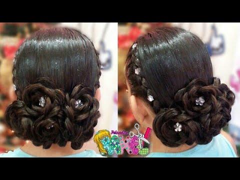 Peinado Recogido Elegante Facil Para Fin De Ano Peinados