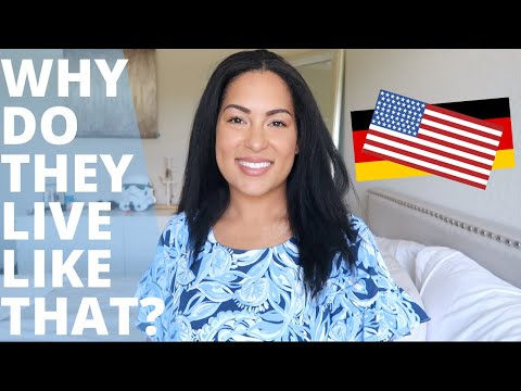 My German Home vs. My American Home
