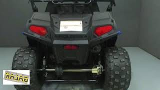 3. 2018 POLARIS RZR 170 EFI all new