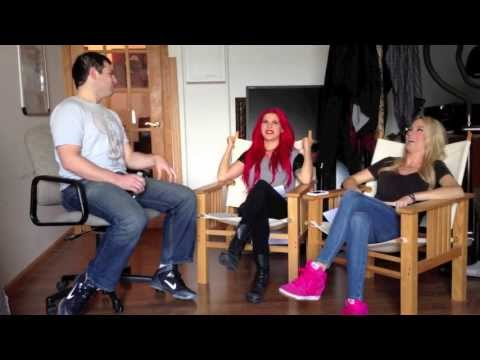 David Blaine walks in on Girl Code's Carly Aquilino naked!