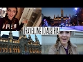 VLOG: Travelling to Austria + The Weirdest Hotel Room!