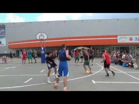 Видео решающих матчей турнира ''Kherson Streetball Cup''