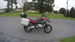 10. 2008 bmw R1200 GS