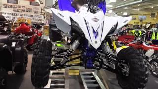 10. 2016 Yamaha YFZ450R