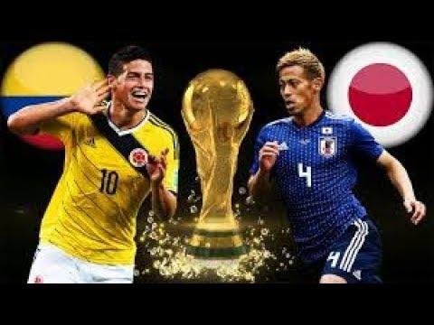 Colombie 1 - 2 Japon