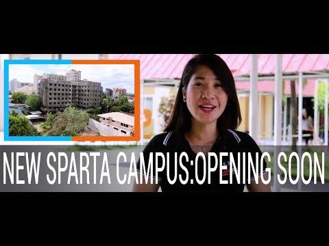 New Sparta Campus