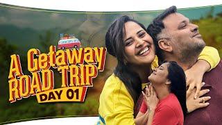 A Getaway Road Trip | Day 1| Anasuya Bharadwaj | Susank Bharadwaj | Anasuya First Travel Vlog