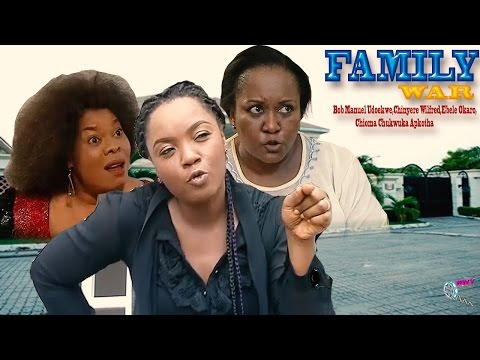 Family War Season 1 - Latest Nigerian Nollywood Movie