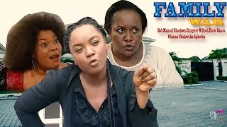 Family War Season 1 - Latest Nigerian Nollywood Movie