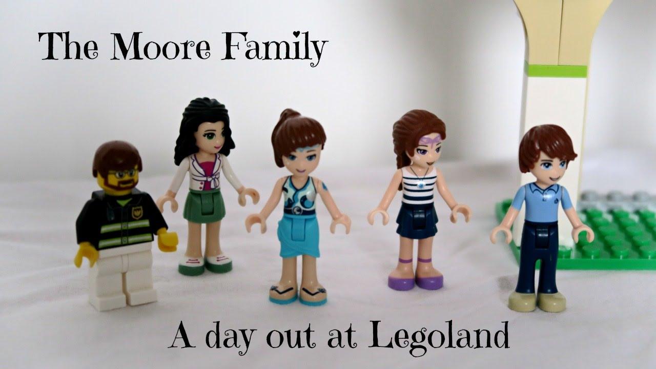 Our Legoland animation fun