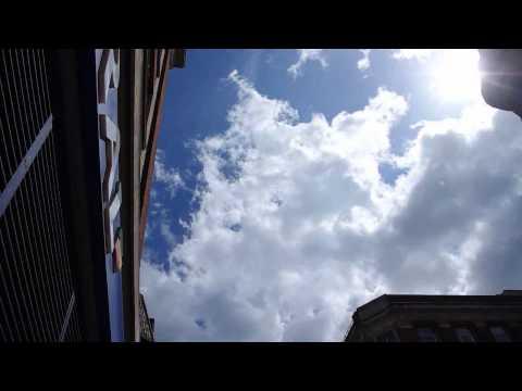 ufo a londra sopra la bbc radio