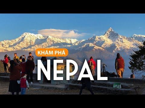 TRAILER: Khám phá Nepal, đất nước vùng Himalaya | Yêu Máy Bay - Thời lượng: 118 giây.
