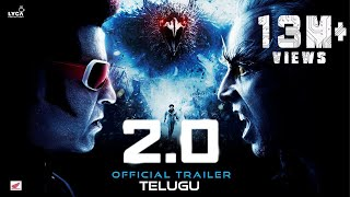 2.0 - Telugu movie songs lyrics