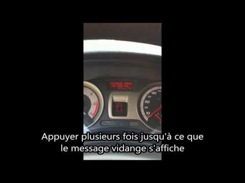 comment demonter afficheur clio 3