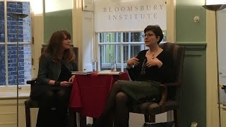 Author of 'Fully Connected', Julia Hobsbawm chats to writer and comedian Viv Groskop at Bloomsbury's London HQ about how society needs a deeper understanding...