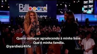 Beyoncé - Run The World (Girls) Billboard 2011 (legendado)