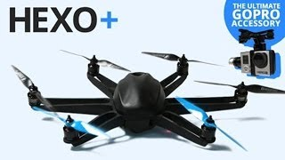 HEXO+ for GoPro : An intelligent drone that follows and films you