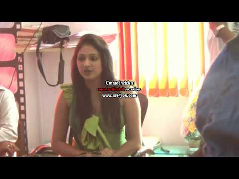 Interaction With Actress Haripriya For Students Of Glitters Film Academy Hyderabad