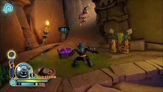 Locations of the chests containing the Chameleon, Plane, Flower Power, Train sets inside Cursed Tiki Temple. Subscribe and visit the Legends of Skylands chan...