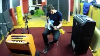 Video D'Branx  - Ze studia (březen '14)