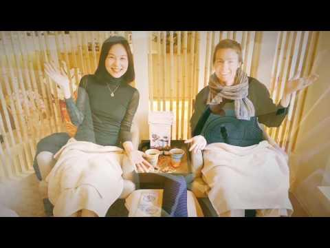 Japanese foot spa & massage♪ (видео)